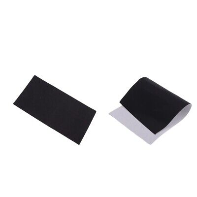 Nylon Non Ironing Down Jacket Repair Patch Sticker Kit Outdoor Tools Black
