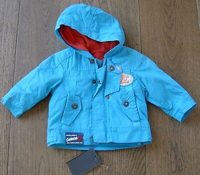 Catimini French  Baby Boys Hooded Jacket And Vest Sz 3 Months New With Tags