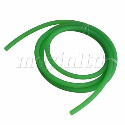 100CM Length 0.5CM PU Round Belting for Pulley Drive Green