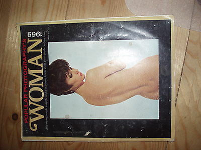 Woman 1969 Popular Photography`s