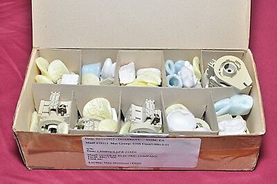 10 x BACO Lamp-Holder-Z3XD1-LEMP 2W MAXI LOT OF 10