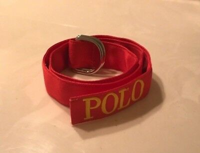 Polo Ralph Lauren Belt, Girls size M