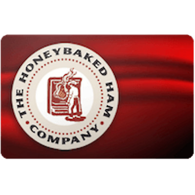 Honey Baked Ham Gift Card $50 Value, Only $40.00! Free Shipping!