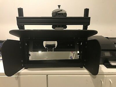Film Factory 3D Mini Beam Splitter Rig