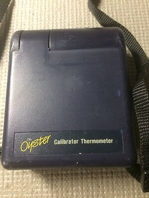 The Oyster K Calibration Thermometer
