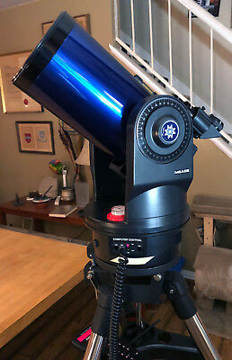 Meade ETX-125 f/15 Telescope with Tripod/Mount and Hardshell Case