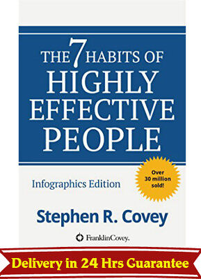 The 7 Habits of Highly Effective People Ebook (.PDF/ .EPUB) Delivery in 24hrs