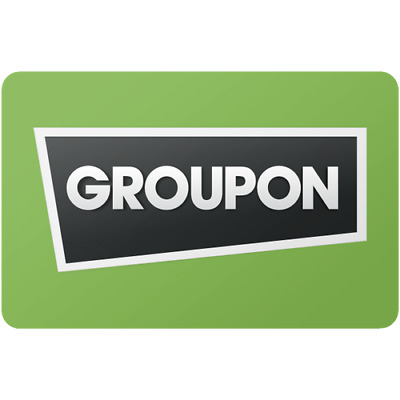 GROUPON GIFT CARD $50 Value, Only $49.00! Free Shipping! - $49.00 ...