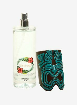Blackheart Beauty Perfume Hawaiian islands Floral scent