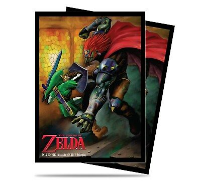 Ultra Pro Standard Deck Protector, Legend of Zelda Link and Gannon Battle