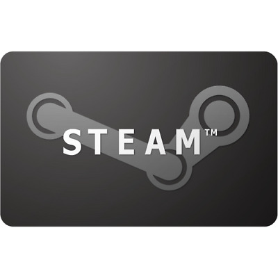 Steam Gift Card $50 Value, Only $46.00! Free Shipping!