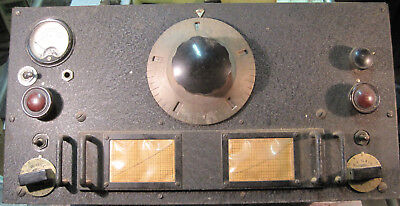 First Production National HRO Receiver Serial D-72, 1935, For Restoration