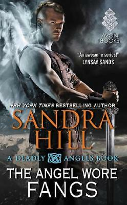 The Angel Wore Fangs by Sandra Hill (author)