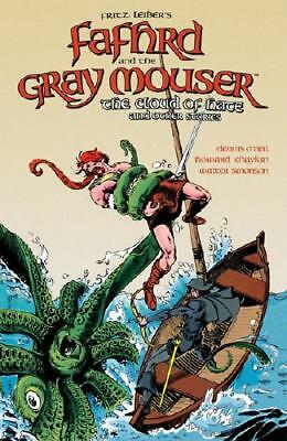 Fritz Leiber's Fafhrd and the Gray Mouser by Walter Simonson (author), Howard...