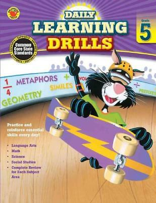 Daily Learning Drills, Grade 5 by Brighter Child (complication)