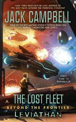 The Lost Fleet: Beyond the Frontier: Leviathan by Jack Campbell (author)