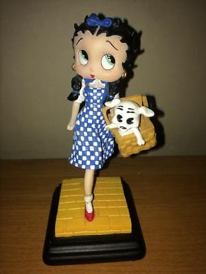 Betty Boop Collectible Statue Model Dorthy
