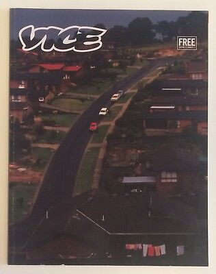 Vice Magazine Volume 12 Number 11 - December 2014 - The Dirty Laundry Issue