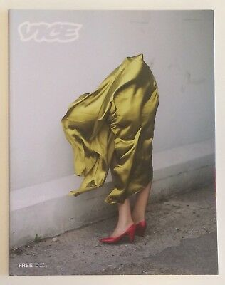 Vice Magazine Volume 14 Number 3 - May 2016 - The Up Close And Personal Issue