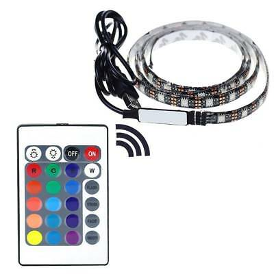 24-Key USB Controller TV Backlight  Mini IR Controller For RGB LED Light Strip