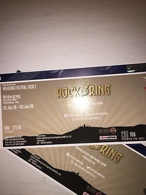 rock am ring 2018 ticket