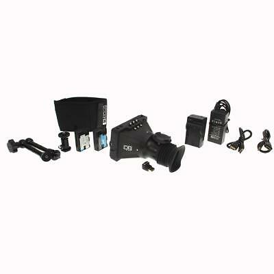 """Small HD DP4 EVF 4.3"""" Field Monitor  Viewfinder (One Product Two Devices)"""