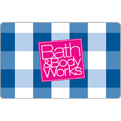 Bath & Body Works Gift Card $50 Value, Only $47.50! Free Shipping!