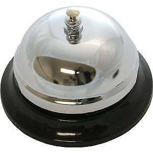 Ringing Service Bell Hand Servant Service Butler Reception Waiter Shop Counter