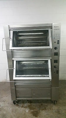 Hickory 10.10E Electric Rotisserie Oven Tested 208 Volt