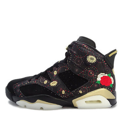 b904a46589d02d NIKE AIR JORDAN 6 VI Retro CNY  AA2492-021  Men Casual Shoes Chinese New  Year -  364.95