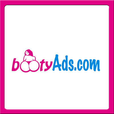 BootyAds.com PREMIUM Adult Entertainment/Dating/Sexy Girls Web Domain Name NR $