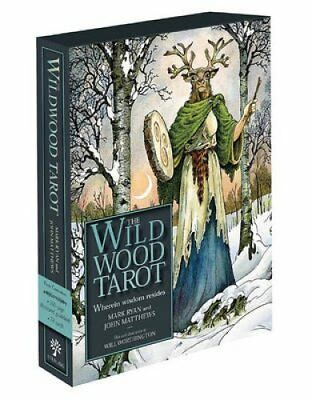 The Wildwood Tarot Wherein Wisdom Resides by Mark Ryan 9781402781063