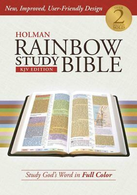 Holman Rainbow Study Bible-KJV by Holman Bible Staff 9781586409104