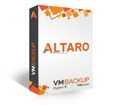 Altaro VM Backup – Unlimited Edition  for mixed environments Hyper-V and VMWare