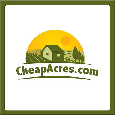 CheapAcres.com PREMIUM Real Estate/Acres/Farm/Land/Property Domain Name, NR $$