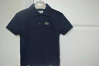 Lacoste baby boy polo shirt  3-4