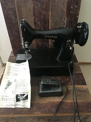SINGER SPARTAN 40K Sewing Machine 4040 PicClick Mesmerizing 1960 Singer Spartan Sewing Machine Model 192k