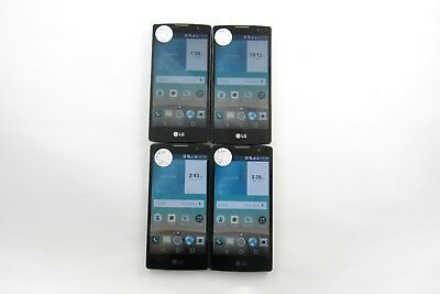 Lot of 4 LG Escape 2 H443 AT&T Check IMEI 4C-615