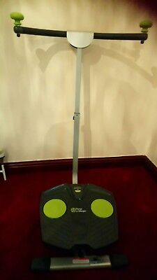 Twist and Shape Exercise Machine Excellent Condition with Size chart & DVD