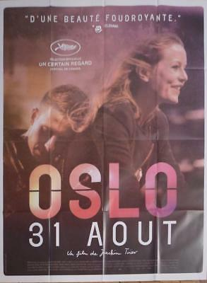 Oslo August 31St - Drug Addict / Norway - Original Large French Movie Poster