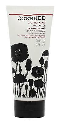 Cowshed Horny Cow Scrub Corpo unisex 200 ml | cod. G430616 IT