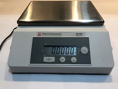 Denver Instruments XP-300Digital Lab Balance 300gx0.01g Piece counting Scale