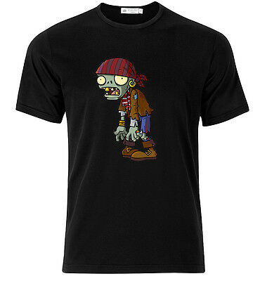 Plants vs Zombies 2 - Graphic Cotton T Shirt Short & Long Sleeve