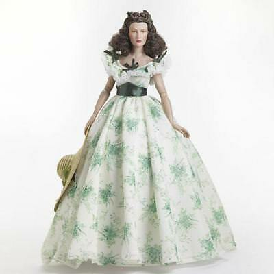 Gone With The WInd Tonner Scarlett O'Hara BBQ Dressed Doll - NRFB In Shipper
