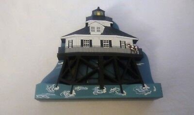 Shelia's Collectibles-Middle Bay Lighthous Mobile Alabama/ SIGNED BY SHEILA