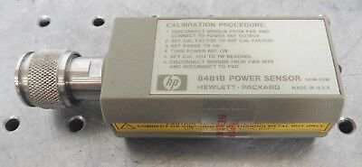C148738 HP 8481B Power Sensor (1mW-25W, 0.1-18.0GHz)