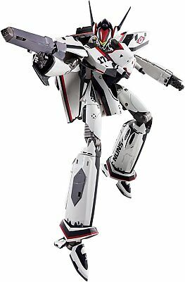 Used DX Chogokin Macross F VF-171EX Nightmare Plus EX Saotome Alto Custom Bandai