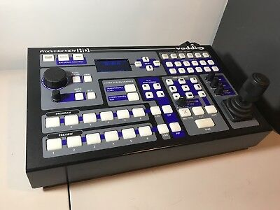 NICE Vaddio ProductionVIEW HD NTSC 999-5600-000 PTZ Video Camera Controller