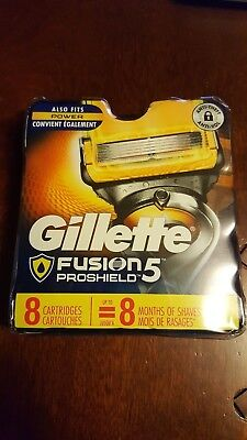 Gillette Fusion 5 Proshield blade refills (8 cartridges)