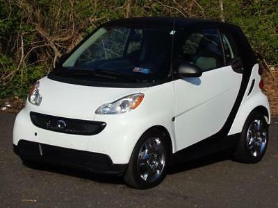 2015 Smart Fortwo Pure 1-OWNER! CLEAN CARFAX! NO ACCIDENTS! 65K Mls! NO RESERVE 2DR COUPE SMART CAR GAS/SPACE SAVER KEYLESS ENTRY RUNS DRIVES GREAT